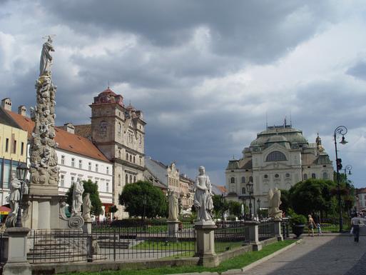 Slider kosice  slovakia    main street 4