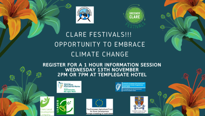 Slider clare s greener festival s taking action on climate change 35500