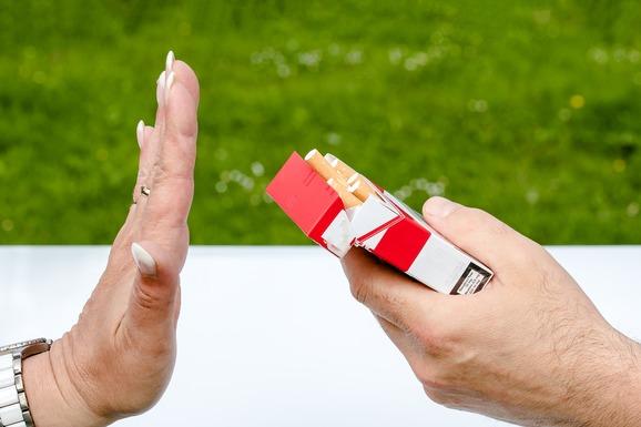 Slider non smoking
