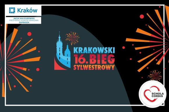 Slider krakow new years run