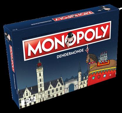 Slider monopoly dendermonde doos 3d