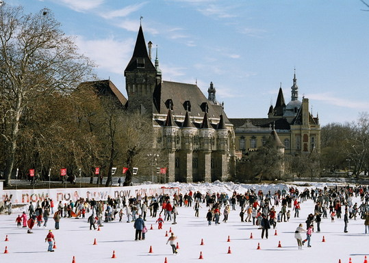 Slider mujegpalya ice rink