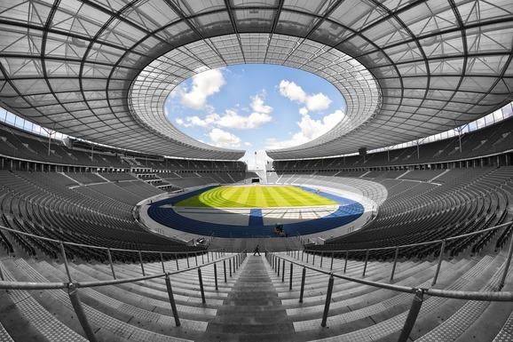 Slider stadium