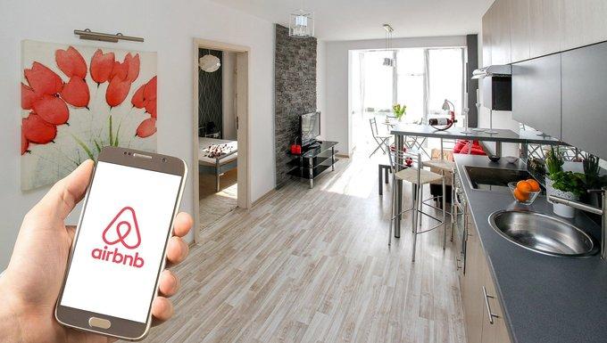 Slider airbnb