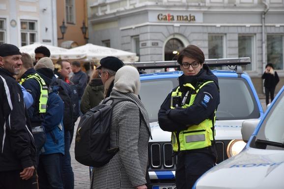 Slider tallinn police