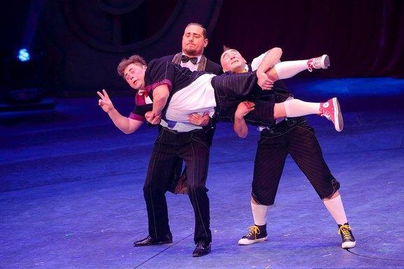 Slider fnc circus show