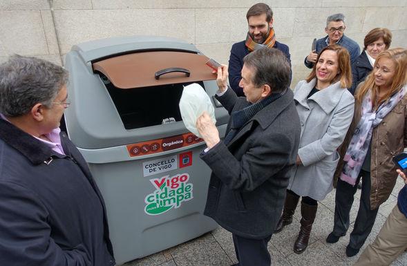 Slider vigo organic containers