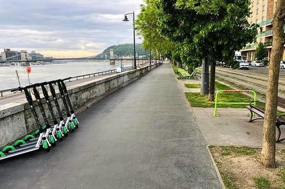 Slider lime eu cities4people first electric scooters budapest 2