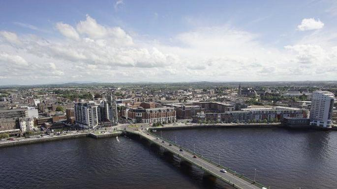 Slider the county of limerick is becoming a centre of science   conferences