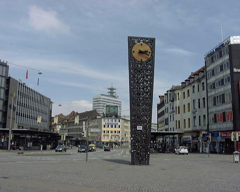 Slider bielefeld jahnplatz