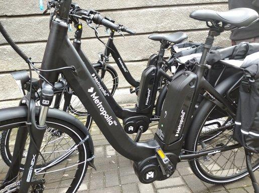 Slider bytom electric bikes