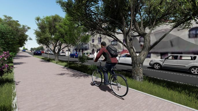 Slider central link project approved for several maltese municipalities 2