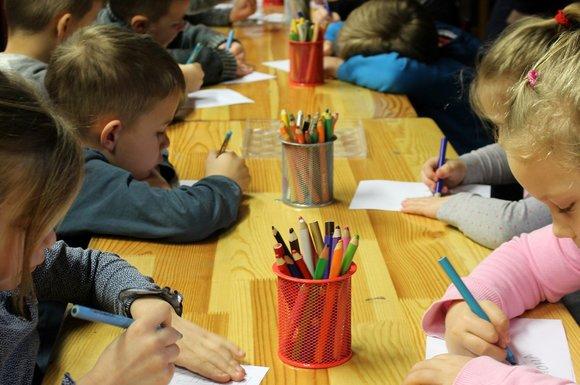 Slider kindergarten