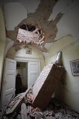 Slider zagreb earthquake