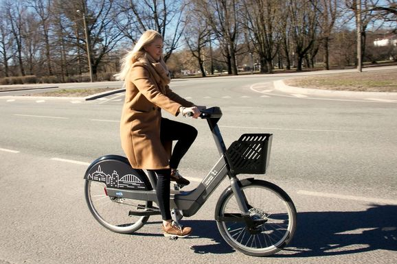 Slider tartu smart bike