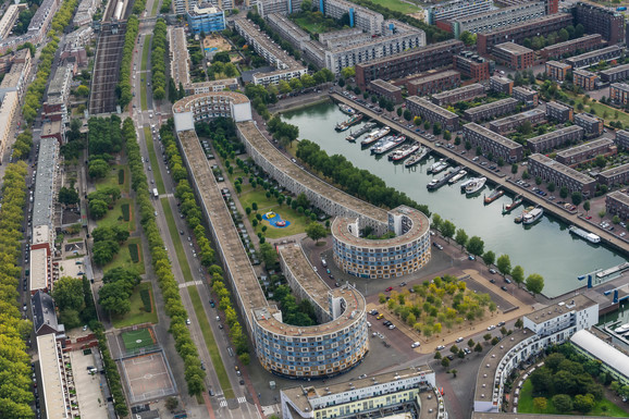 Slider green roof   resilient rotterdam