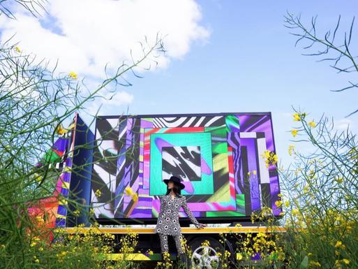 Slider fingal   art installation