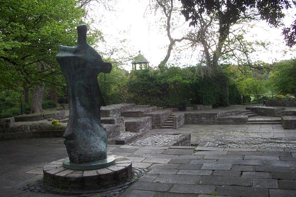 Slider dublin   st stephen s green   yeats memorial