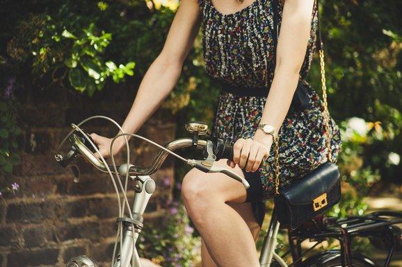 Slider bicycle