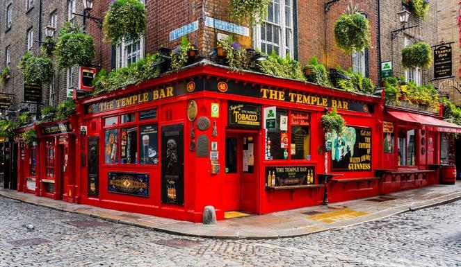 Slider dublin temple bar