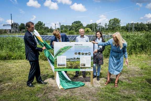 Slider the hague solar park