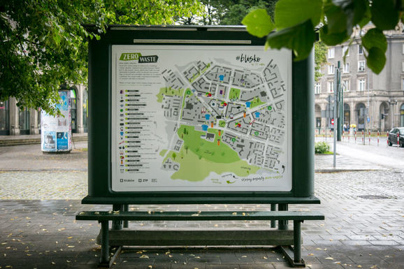Slider zero waste maps nowa huta  krakow