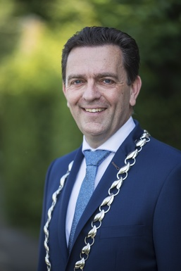 Slider michel bezuijen   mayor of rijswijk