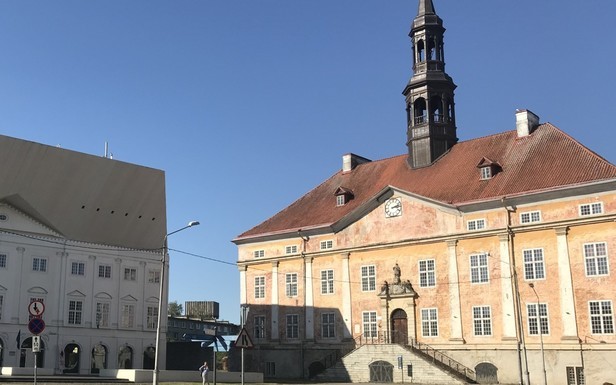 Slider narva town hall