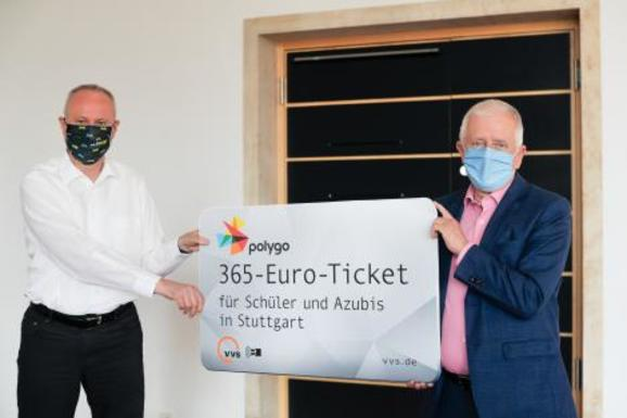 Slider stuttgard 365 ticket