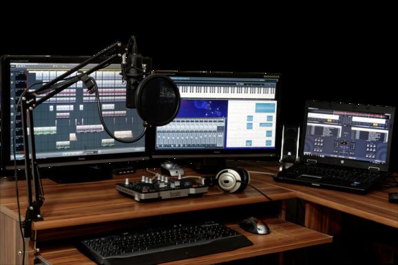 Slider music software