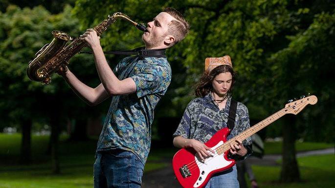 Slider limerick jazz festival