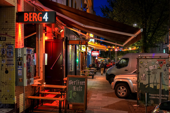 Slider hamburg red light district