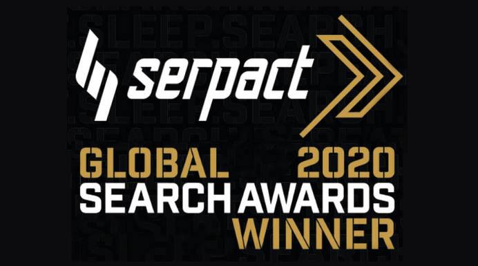 Slider serpact global search awards winner