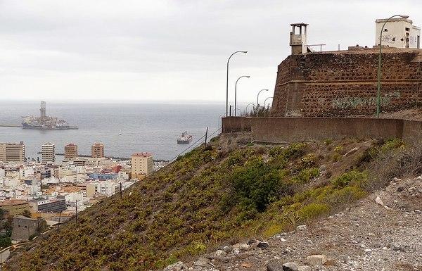 Slider castillo de san francisco