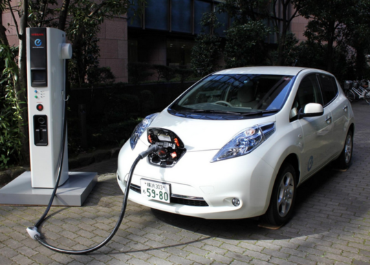 Slider ghent charging station