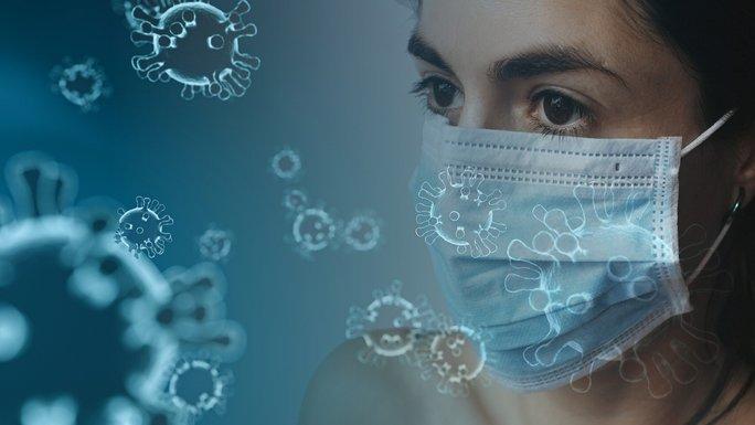 Slider coronavirus mask