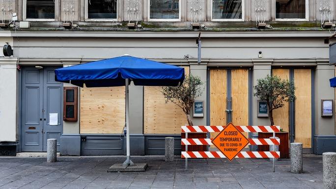 Slider restaurant closed
