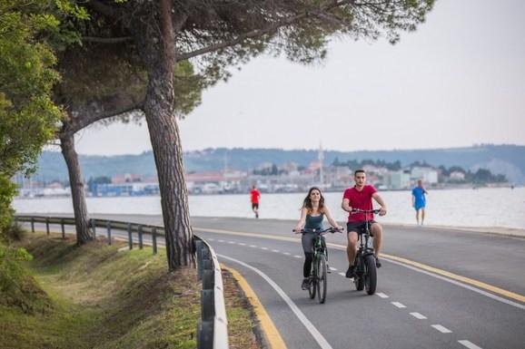 Slider cycling route   municipality of izola