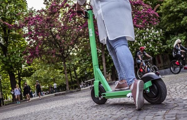 Slider tartu e scooter