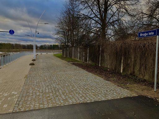 Slider daugavpils street