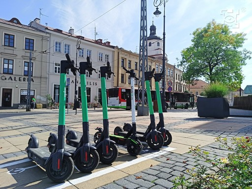 Slider e scooters lublin