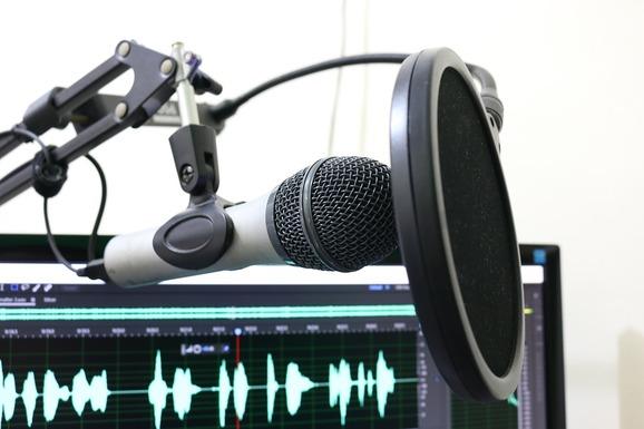 Slider microphone