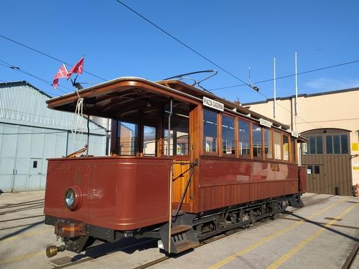 Slider trieste tram