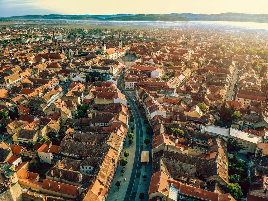 Default city of sibiu