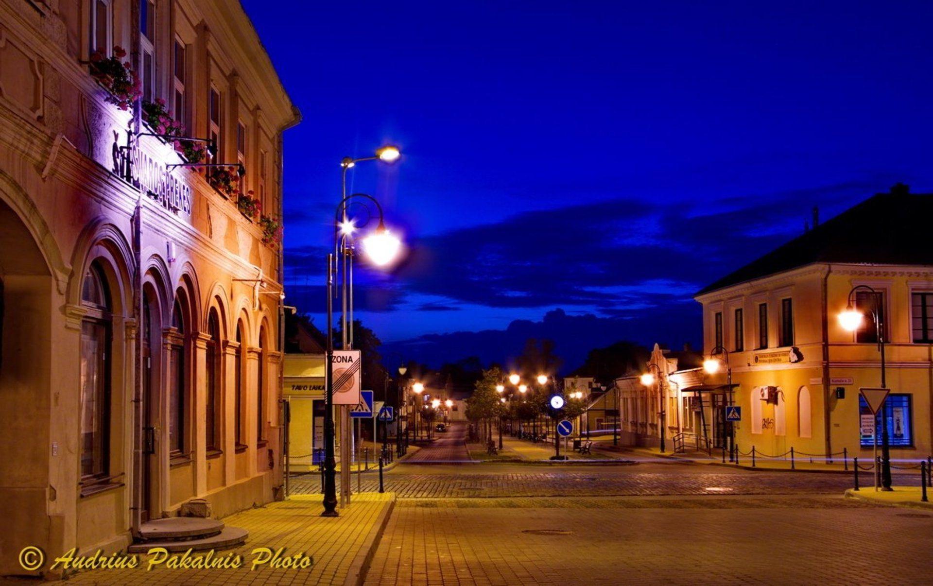 Old town ukmerge