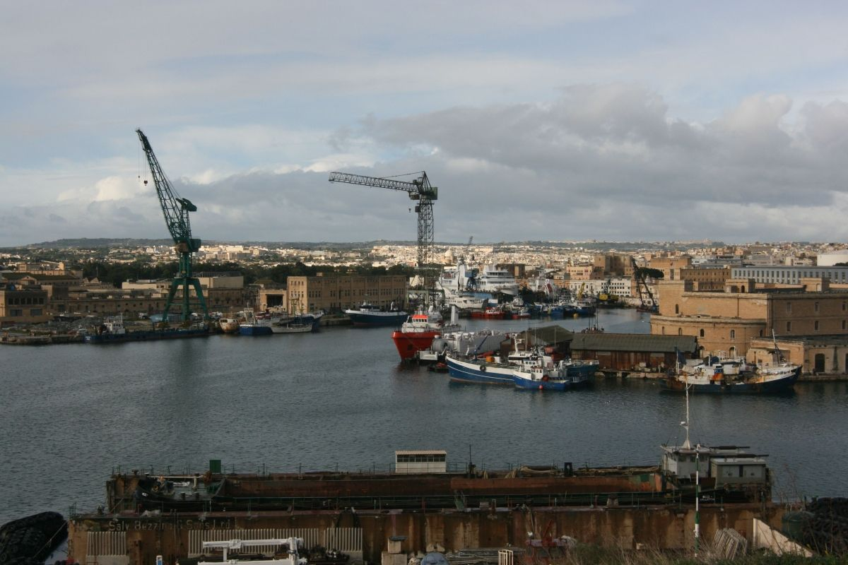 Optimized shipbuilding in marsa