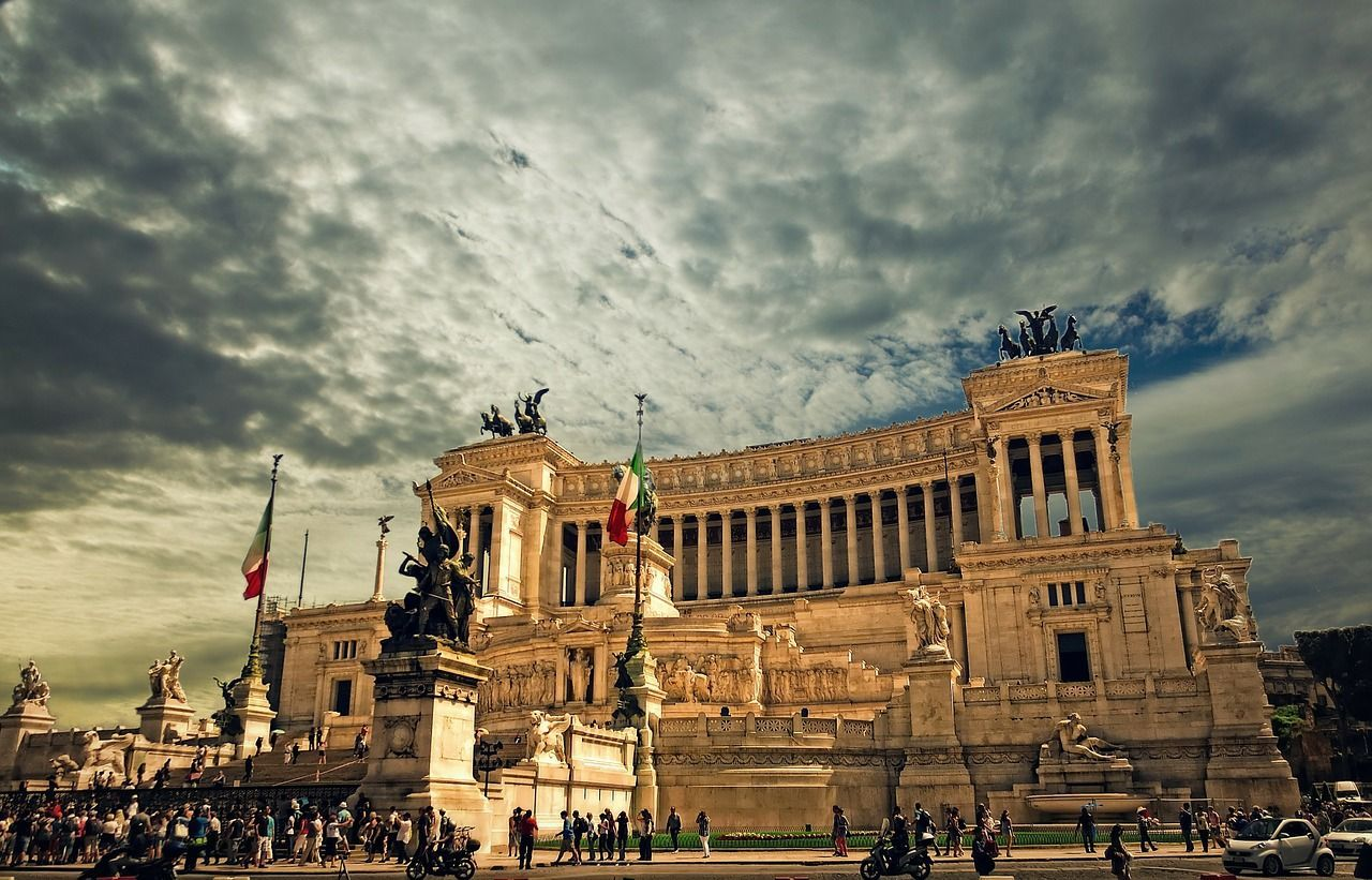 Vittorio emanuele monument 298412 1280