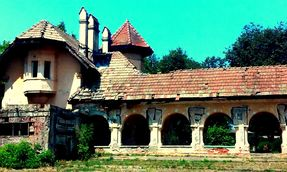 Biggest thumb the iordache cantacuzino house