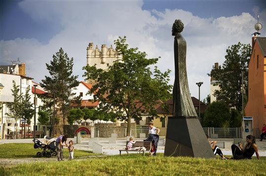 Gustav mahler park
