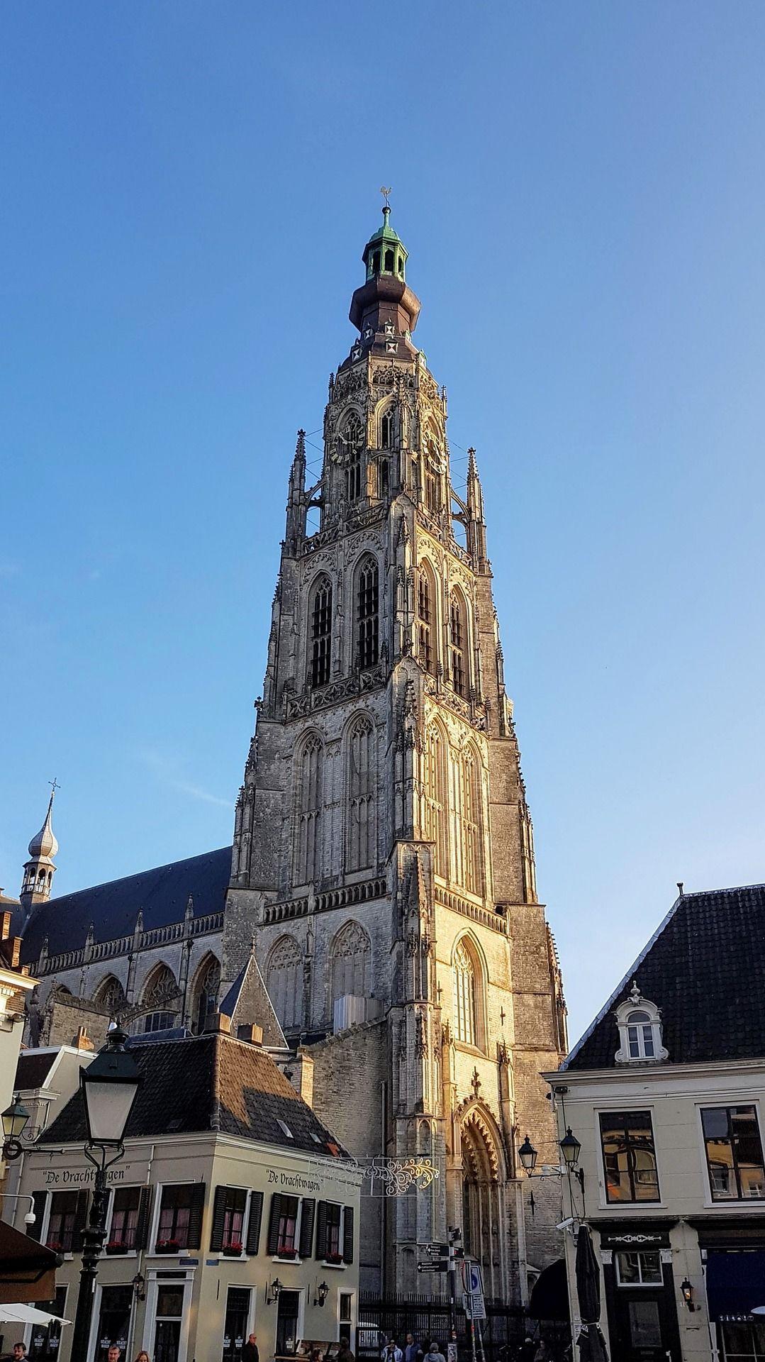 Breda 3796429 1920 church